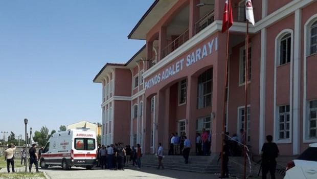 Ağrı'da silahlı saldırı: Ölü ve yaralılar var