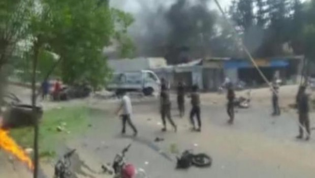 İdlib'te bombalı saldırı: 3 ölü 15 yaralı