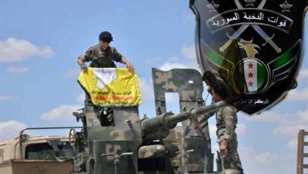 QSD içindeki Arap savaşçılar, Rakka operasyonundan kovuldu!