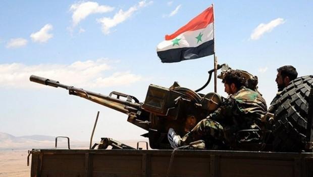 Suriye ordusuna pusu: 28 ölü
