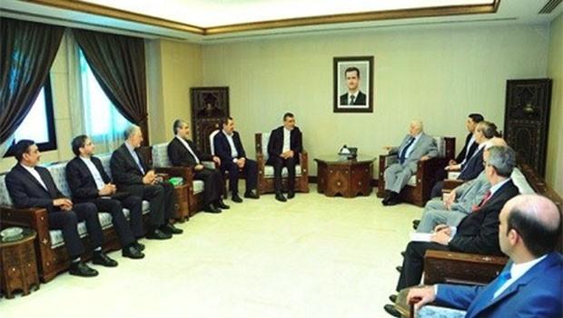 Tahran ve Şam görüşmesinde 'Kürdistan Referandum'u kaygısı!