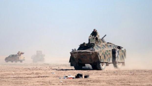 McGurk: Rakka'nın üçte biri IŞİD'den kurtarıldı
