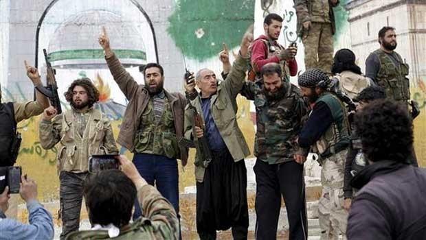 Suriyeli muhalifler arasında anlaşma sağlandı