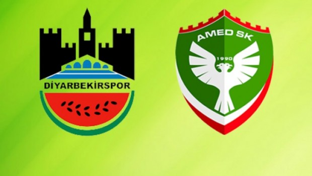 Amedspor ve Diyarbekirspor'un arası açıldı