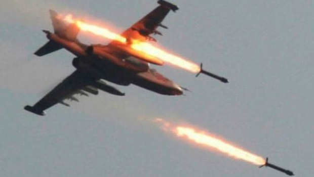 Suriye ordusu Rakka'yı vurdu
