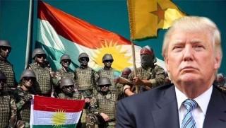 'Trump, Kürtlerin 'büyük plan'ı önünde engel olmayacak'
