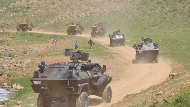 Hakkari'de özel güvenlik bölgesi kararı