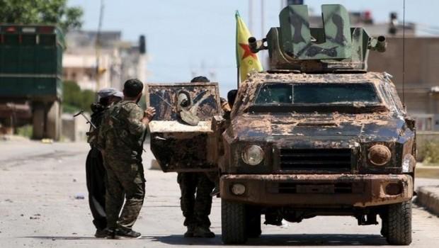 Suriye muhalefetinden BM'ye YPG başvurusu