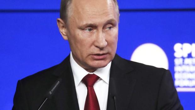 Putin'den ABD'ye sert yanıt