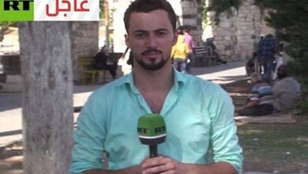 RT muhabiri IŞİD saldırısında hayatını kaybetti