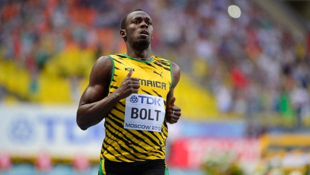 Usain Bolt'tan kötü veda!