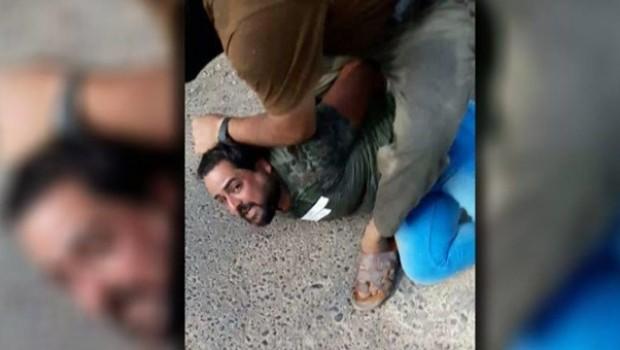 IŞİD'den kan donduran kareler