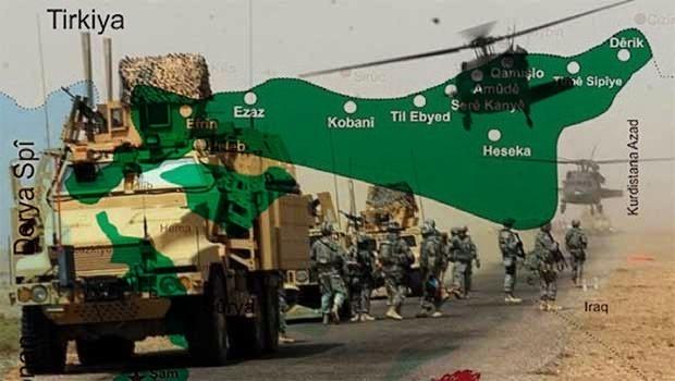 Rus uzman: ABD, Kürtleri Suriye'yi parçalamak için kullanıyor