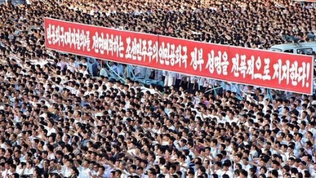 Kuzey Kore: 3.5 milyon kişi savaşmak için hazır!