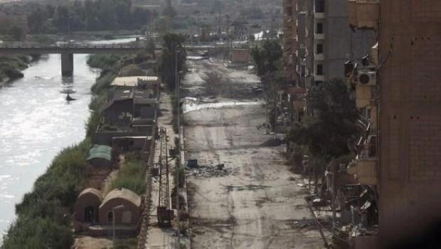 Rusya: Deyrizor'a taarruz yolu açıldı