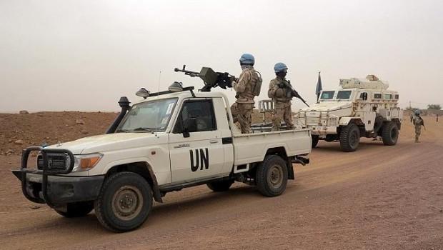 BM Barış Gücü'ne saldırı: 7 ölü