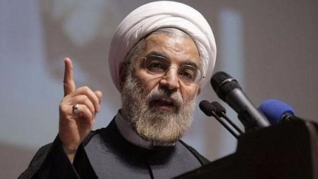 Ruhani'den ABD'ye tehdit: Nükleer anlaşma sonlandırılabilir