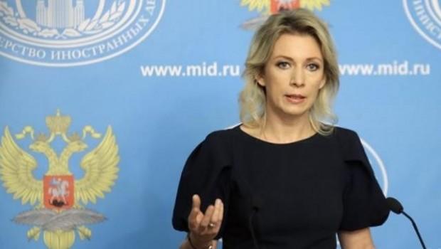 Rusya Dışişleri Bakanlığı Sözcüsü Zaharova: Yüz binlerce sivil ölür