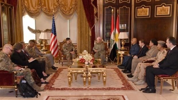 Başkan Barzani: ABD'nin endişelerini anlıyoruz ama ABD'de Kürdistan halkının kararını anlasın