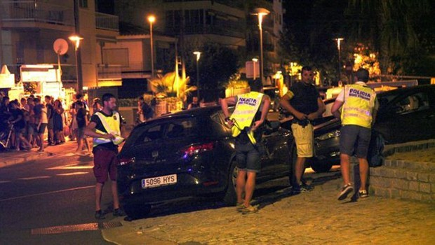Barcelona'da İkinci bir saldırı engellendi, 5 saldırgan öldürüldü