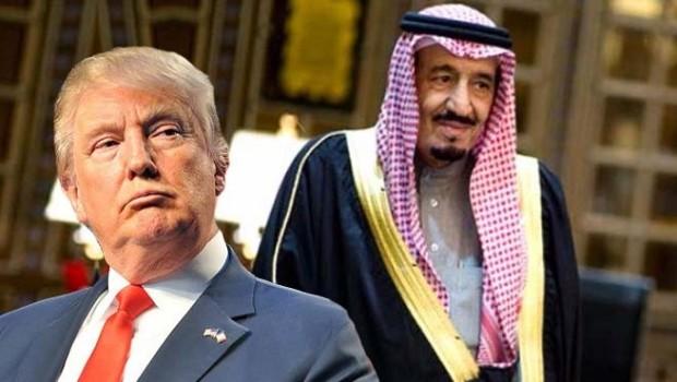Trump'tan Suudi Arabistan'a teklif: Türkiye'yi denklemden çıkaralım