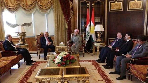 Başkan Barzani: Kürt halkı yaşadığı acıların tekrarından yoruldu