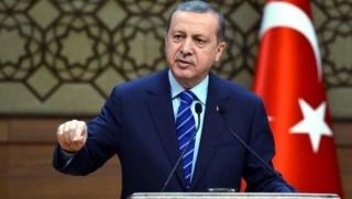 Erdoğan: Kürt kardeşlerim böyle bir oluşuma izin vermeyecek