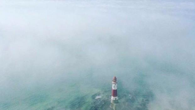 İngiltere'de kimyasal sis paniği