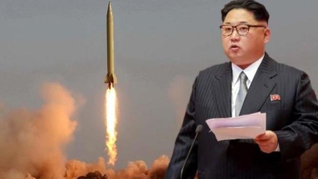 Kuzey Kore'den İngiltere'ye mesaj: Onları sefil bir son bekliyor