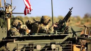 Menbic'te ÖSO ve ABD askerleri arasında çatışma