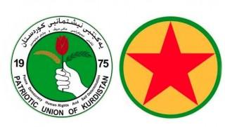 YNK'den PKK'ye sert sözler