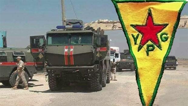 YPG, Rus Güçlerinin Şehba'da konuşlanmasına ne dedi?