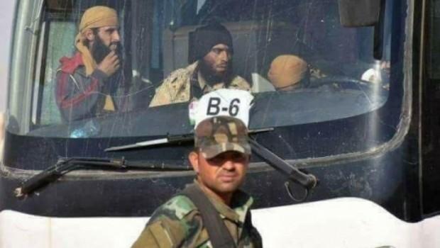 ABD'den Irak sınırına nakledilen IŞİD'lilere ilişkin ilk açıklama