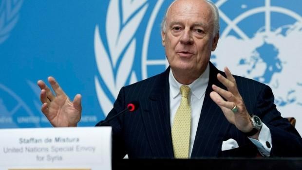 De Mistura: Kürtlerin Suriye'de veto hakkı olmalı