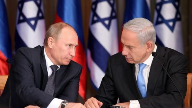 Netanyahu'dan Putin'e: Esad'ı vururuz