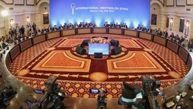 Astana görüşmelerinin yeni tarihi belli oldu