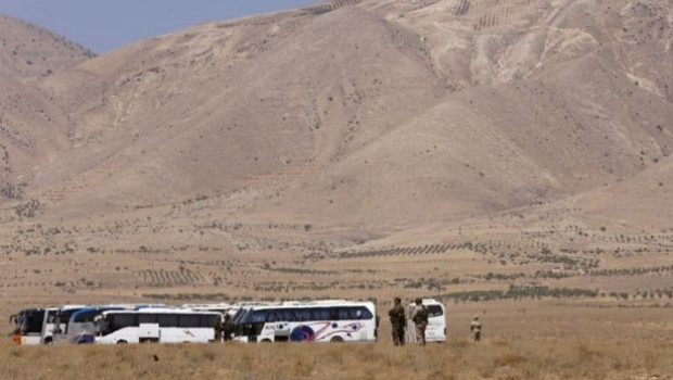 Koalisyon: IŞİD konvoyu Suriye'de