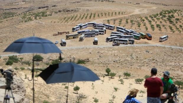 Koalisyon: IŞİD konvoyunu engellemeyi sürdüreceğiz