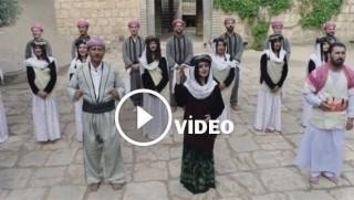Ezidi Milletvekilinden Kürdistan referandumuna destek klibi