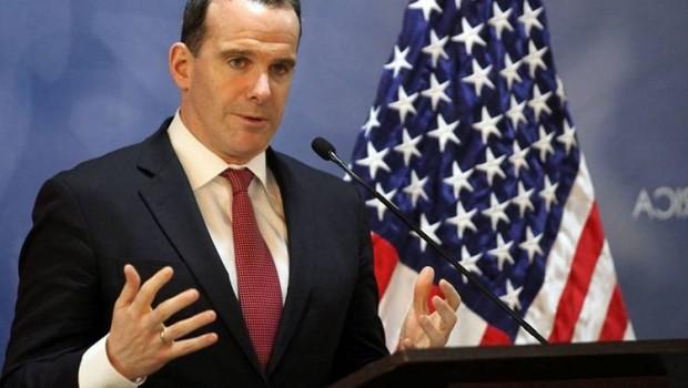 McGurk: IŞİD konvoyu Irak'a ulaşmadı, ulaşmayacak