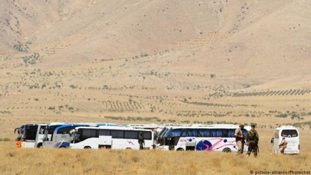 Koalisyon: ISİD konvoyuna yardım etmeye kalkan vurulur