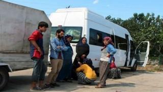 Samsun'da Kürt işçilere ırkçı saldırı