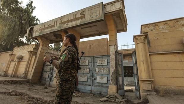 Rakka'da son durum: Rakka Üniversitesi IŞİD'den temizlendi