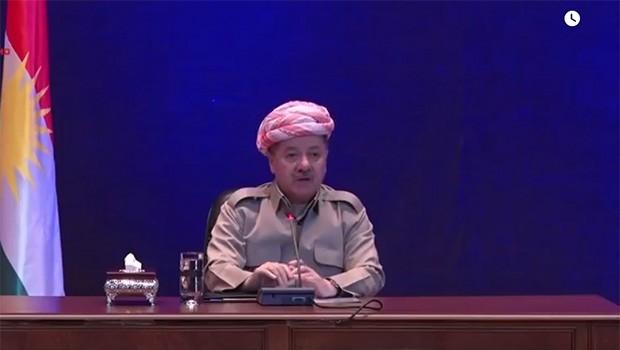 Başkan Barzani'den Kürdistan halkı ve kamuoyuna mesaj