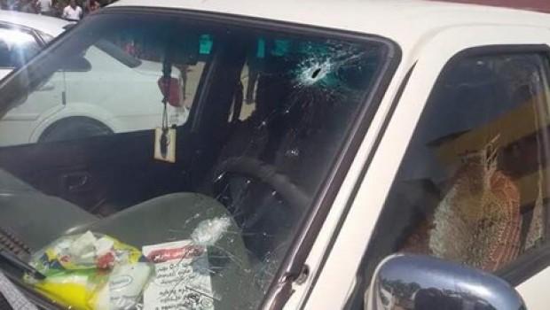 KDP binasına silahlı saldırı düzenlendi...