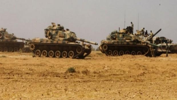 TSK'den Suriye'ye operasyon sinyali.. 2 tabur sınıra kaydırıldı