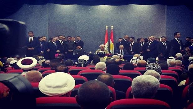 Başkan Barzani Kerkük'te