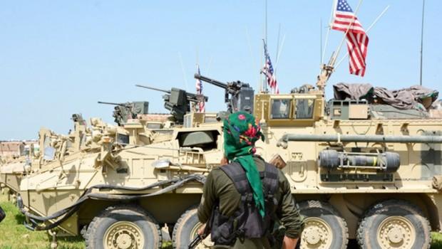 ABD'den Deyrezor operasyonu için QSD'ye ağır silah ve zırhlı araç sevkiyatı