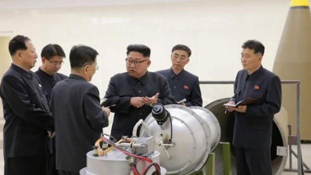 Kuzey Kore: Japonya'yı batırır, ABD'yi küle çeviririz!