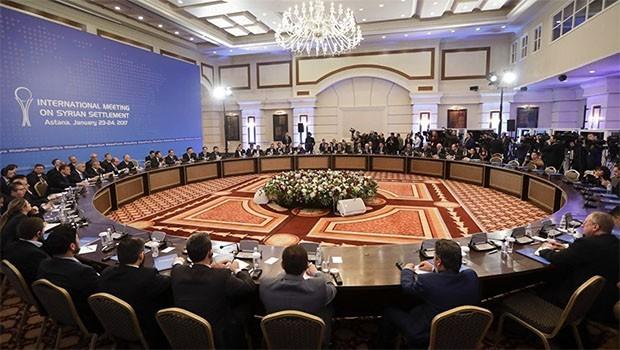 Astana görüşmelerinde 'İdlib' anlaşması